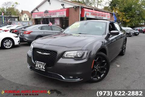 2019 Chrysler 300 for sale at www.onlycarsnj.net in Irvington NJ