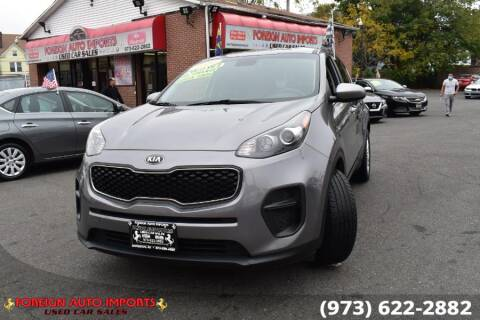 2019 Kia Sportage for sale at www.onlycarsnj.net in Irvington NJ