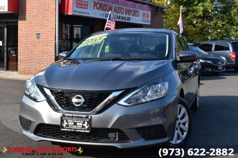 2019 Nissan Sentra for sale at www.onlycarsnj.net in Irvington NJ