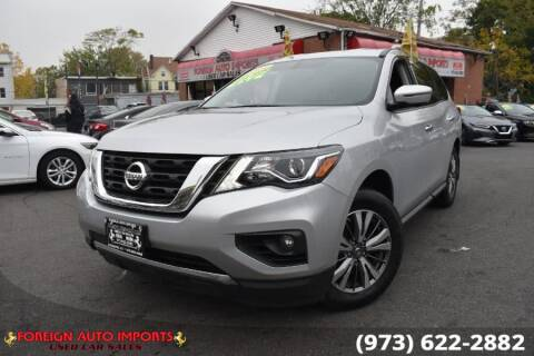 2019 Nissan Pathfinder for sale at www.onlycarsnj.net in Irvington NJ