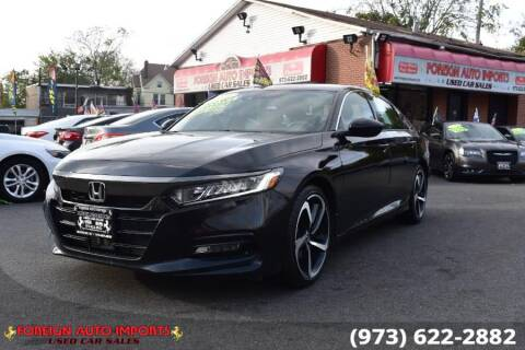 2019 Honda Accord for sale at www.onlycarsnj.net in Irvington NJ