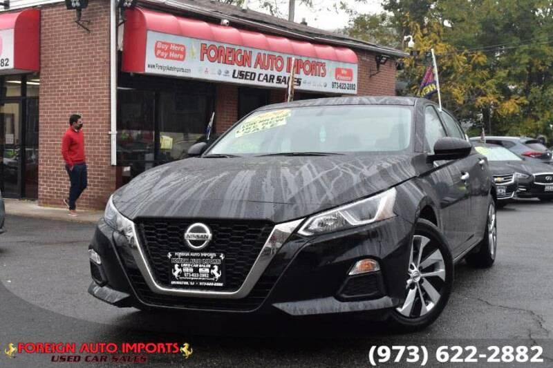 2020 Nissan Altima for sale at www.onlycarsnj.net in Irvington NJ