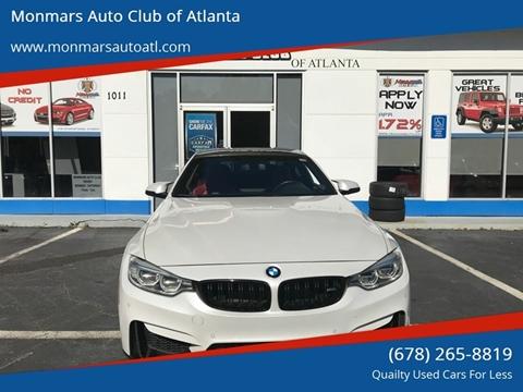 Atlanta Used Cars Marietta >> Monmars Auto Club Of Atlanta Car Dealer In Marietta Ga