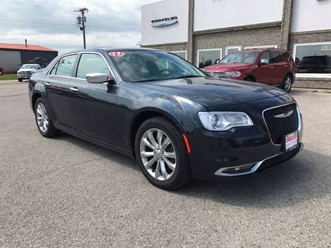 2017 Chrysler 300 for sale in Waukon, IA
