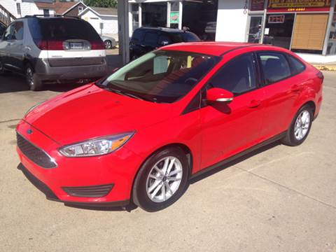 2015 Ford Focus for sale in Muncie, IN