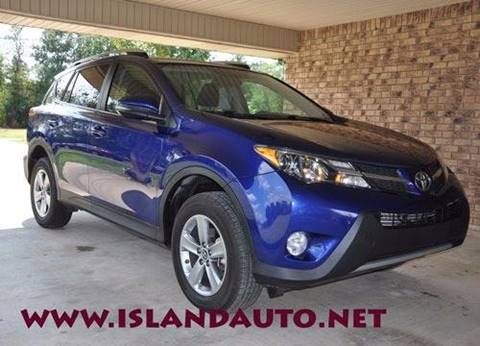 2015 Toyota RAV4 for sale in Marksville, LA