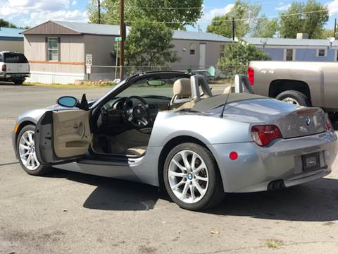 2006 BMW Z4 for sale in Santa Fe, NM