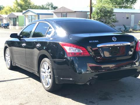 2009 Nissan Maxima for sale in Santa Fe, NM
