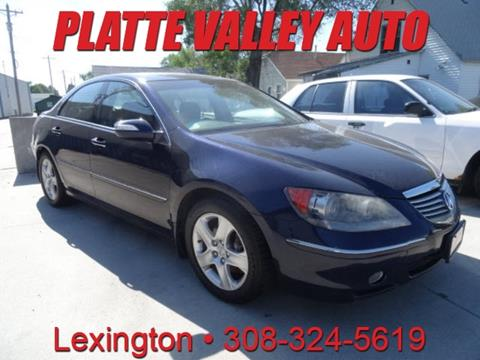 2005 Acura RL for sale in Lexington, NE