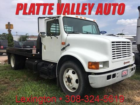 1991 International FLATBED for sale in Lexington, NE
