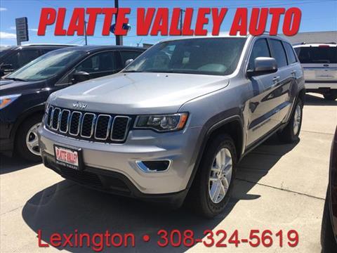 2017 Jeep Grand Cherokee for sale in Lexington, NE