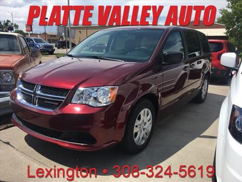 2017 Dodge Grand Caravan for sale in Lexington, NE