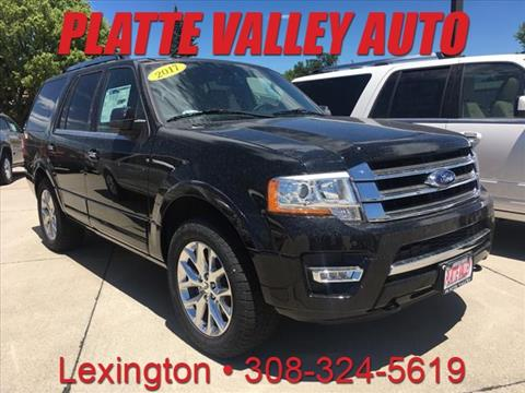 2017 Ford Expedition for sale in Lexington, NE