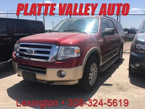 2014 Ford Expedition EL for sale in Lexington, NE