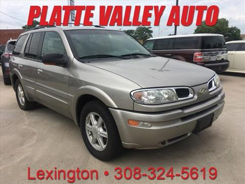 2002 Oldsmobile Bravada for sale in Lexington, NE
