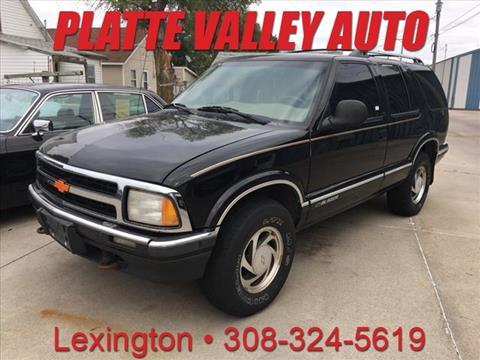 1996 Chevrolet Blazer for sale in Lexington, NE