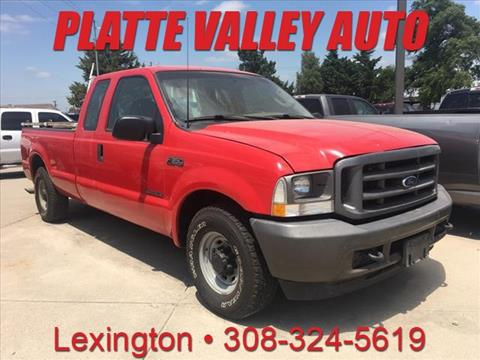 2003 Ford F-350 Super Duty for sale in Lexington, NE
