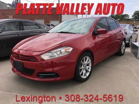 2013 Dodge Dart for sale in Lexington, NE