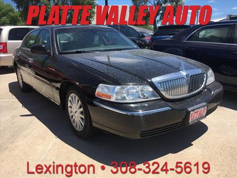 2005 Lincoln Town Car for sale in Lexington, NE