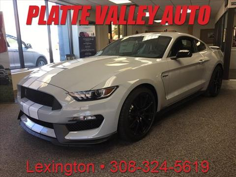 2017 Ford Mustang for sale in Lexington, NE