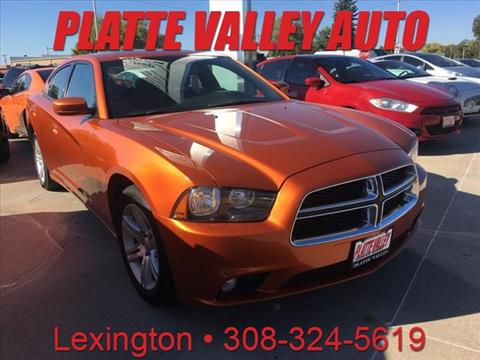 2011 Dodge Charger for sale in Lexington, NE