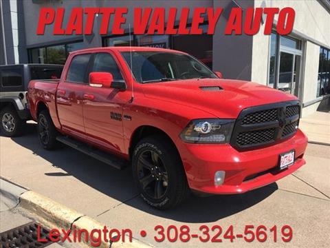 2017 RAM Ram Pickup 1500 for sale in Lexington, NE