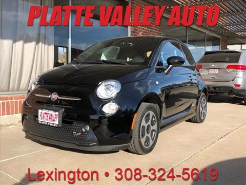 2017 fiat 500e for sale in troy, mi - carsforsale