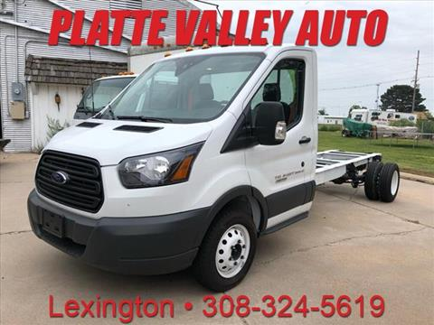 2018 Ford Transit Chassis Cab for sale in Lexington, NE