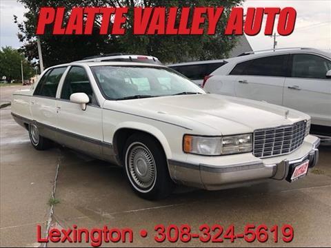 1994 Cadillac Fleetwood for sale in Lexington, NE