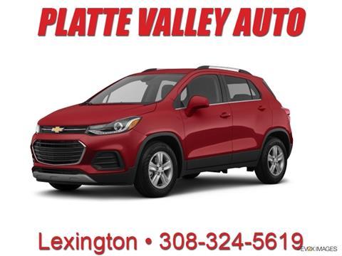 2019 Chevrolet Trax for sale in Lexington, NE