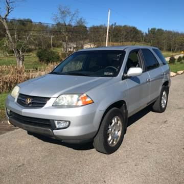 2001 Acura MDX for sale in Pittsburgh, PA