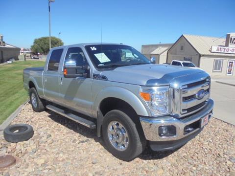2016 Ford F-250 Super Duty for sale in Colby KS