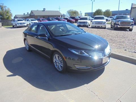 2013 Lincoln MKZ Hybrid for sale in Colby KS