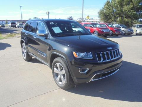 2015 Jeep Grand Cherokee for sale in Colby, KS