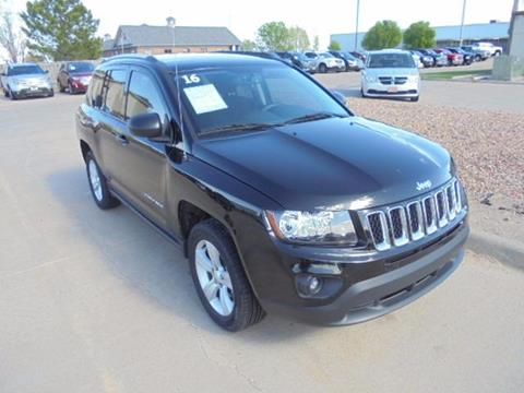 2016 Jeep Compass for sale in Colby KS