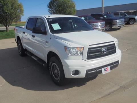 2012 Toyota Tundra for sale in Colby, KS