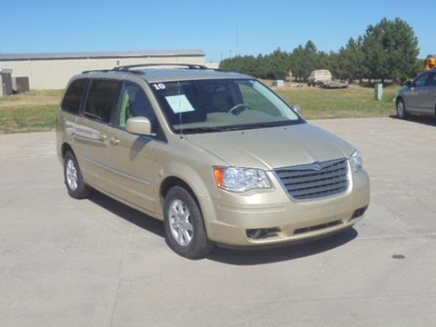 2010 Chrysler Town and Country for sale in Colby, KS