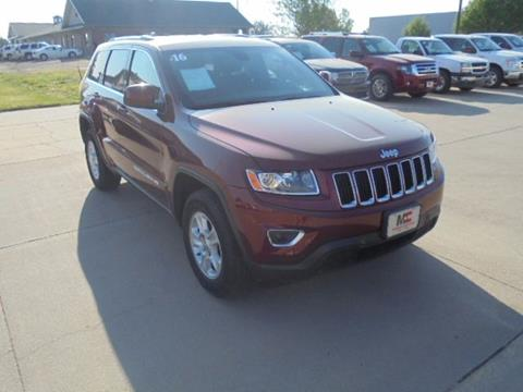2016 Jeep Grand Cherokee for sale in Colby, KS
