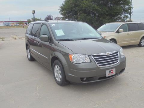 2010 Chrysler Town and Country for sale in Colby KS