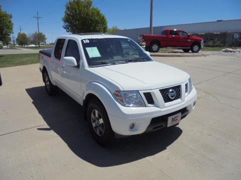 2010 Nissan Frontier for sale in Colby, KS