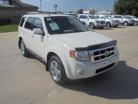 2012 Ford Escape for sale in Colby KS