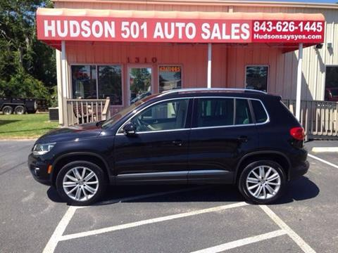 2012 Volkswagen Tiguan for sale in Myrtle Beach, SC