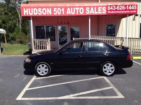 2005 Nissan Sentra for sale in Myrtle Beach, SC