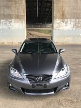 2012 Lexus IS 250 for sale in Pekin, IL