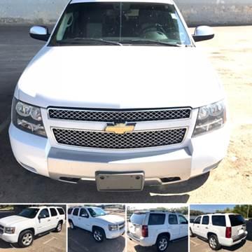 2008 Chevrolet Tahoe for sale at Marigold Motors, LLC in Pekin IL
