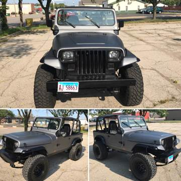 1995 Jeep Wrangler for sale in Pekin, IL