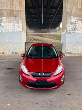 2011 Ford Fiesta for sale at Marigold Motors, LLC in Pekin IL