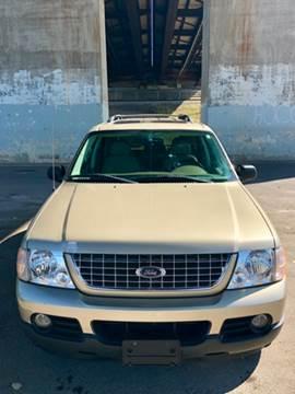 2003 Ford Explorer for sale at Marigold Motors, LLC in Pekin IL