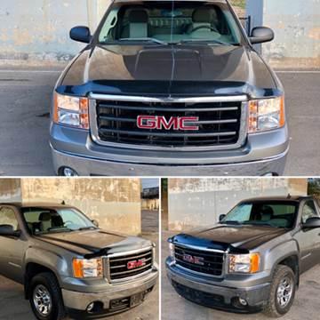 2007 GMC Sierra 1500 for sale at Marigold Motors, LLC in Pekin IL