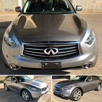 2012 Infiniti FX50 for sale at Marigold Motors, LLC in Pekin IL